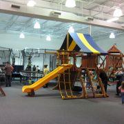 Ninja Warrior Indoor Obstacle Adventure | Come get some ...